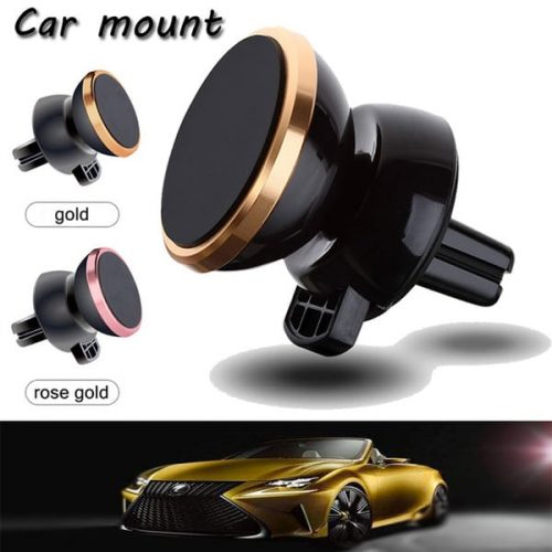 Magnetic Air Vent gold
