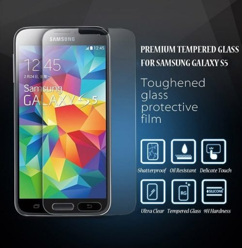 s5 tempered glass