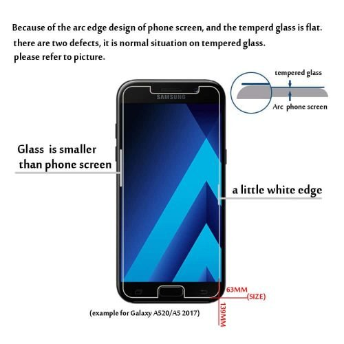Tempered-Glass-For-Samsung-Galaxy-A5-2017-A7--Glass-Screen-Protector-HD