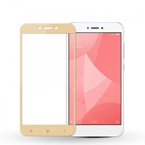 Xiaomi Redmi 4x Full Cover 9H Tempered Glass