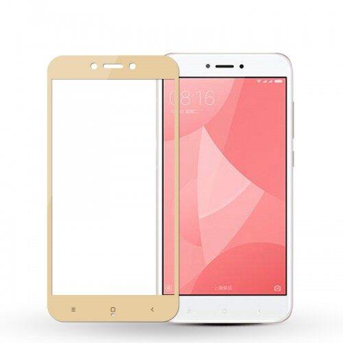 Xiaomi Redmi 4x Full Cover 9H Tempered Glass