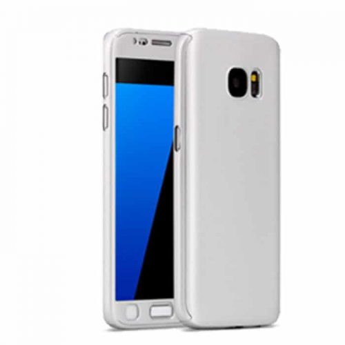 Galaxy A5 2016 – Full Body 360 + Tempered Glass – silver oem