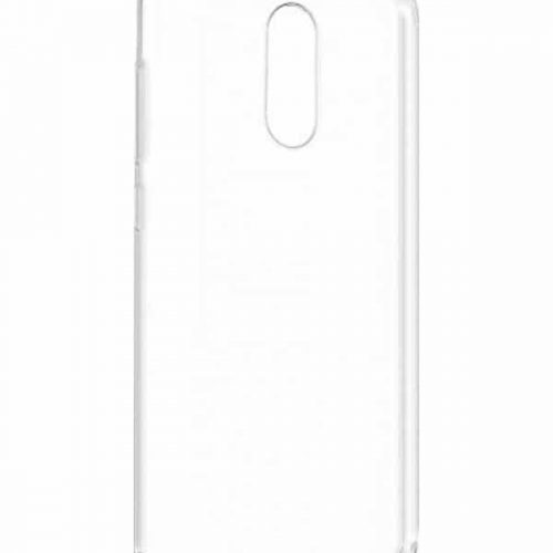 OEM Back Cover Σιλικόνης Διάφανο (Xiaomi Redmi Note 4)