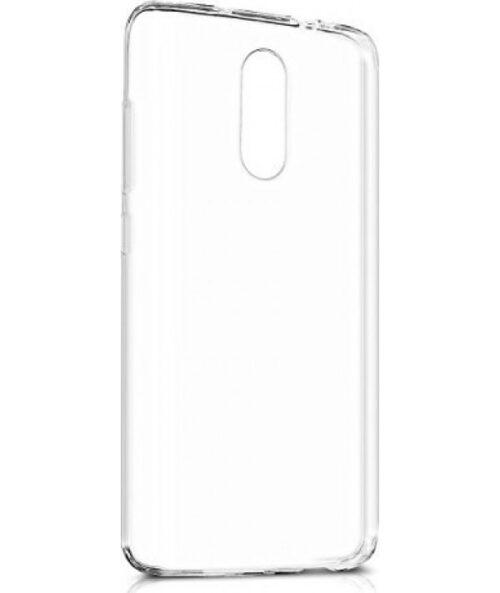 OEM Back Cover Σιλικόνης Διάφανο (Xiaomi Redmi Note 4)