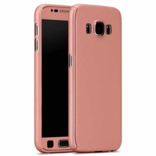 galaxy j5 2017 Full Body 360 Tempered Glass Gold oem