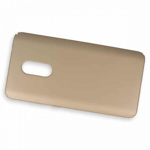 redmi note 4x gold tpu glossy