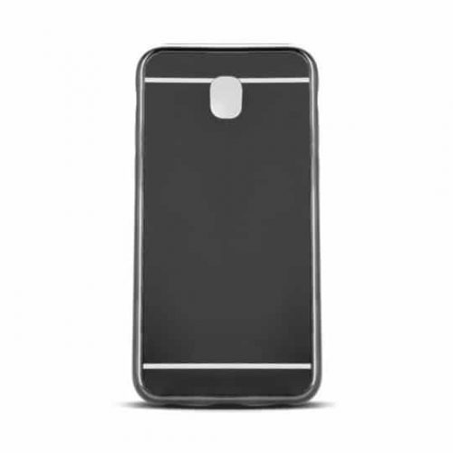 OEM Hard Back Cover Mirror Μαύρο (Galaxy J7 2017)