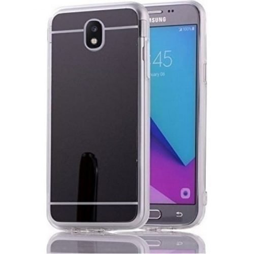 OEM Mirror Back Cover Σιλικόνης Γκρι (Galaxy J5 2017)