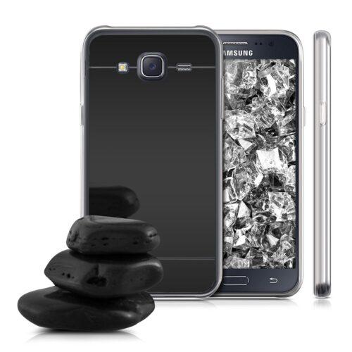 OEM TPU Mirror Black (Galaxy J5 2016)