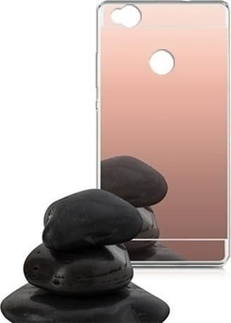 oem_mirror_back_cover_silikonis_rose_gold_xiaomi_redmi_4x