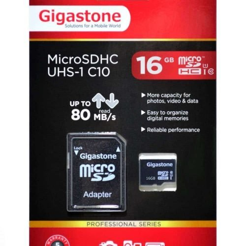 gigastone 16 gb