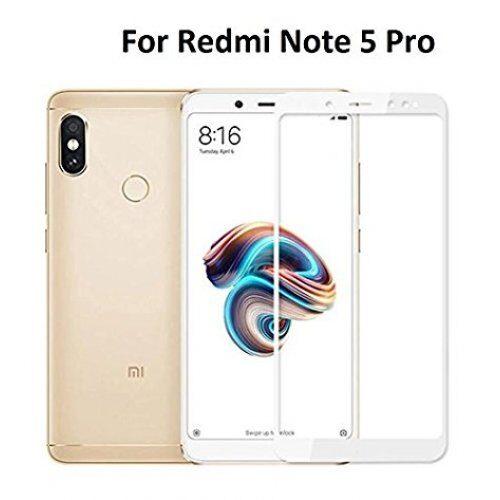 FULL Tempered-Glass-for-Xiaomi-Redmi-Note-5-Pro-White