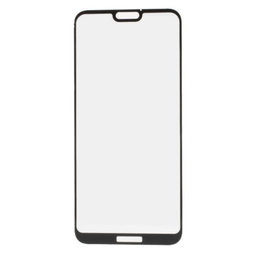Huawei P20 Lite - Full Tempered Glass - Black- oem
