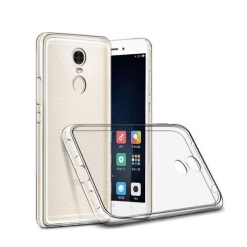 OEM Back Cover Σιλικόνης Διάφανο - Xiaomi Redmi 5 - OEM