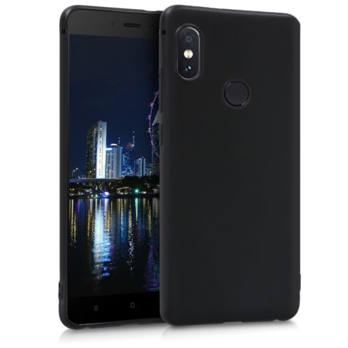 OEM Back Cover Σιλικόνης Μαύρο (Xiaomi Redmi Note 5)