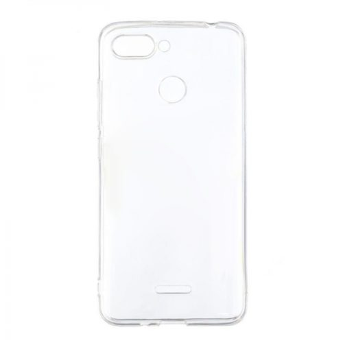 OEM Back Cover Σιλικόνης 0.3 Διάφανο (Xiaomi Redmi 6)