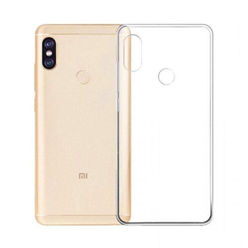 Silicone Case Θήκη Σιλικόνης Διάφανο Xiaomi Mi A2 6X