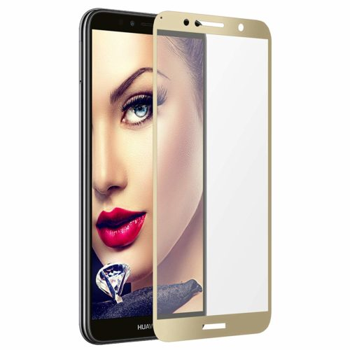 huawei y6 2018 full glass gold