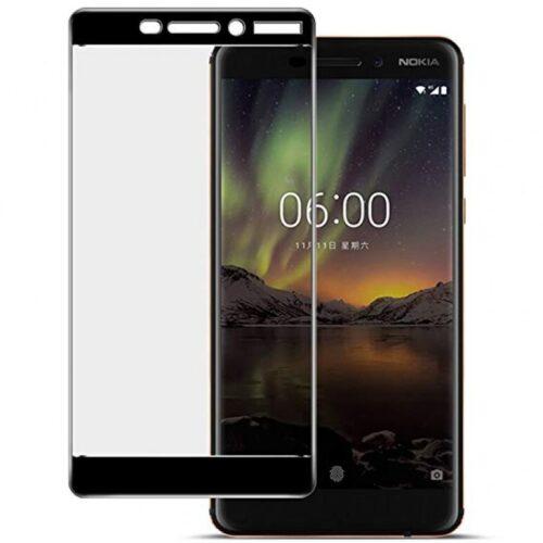 nokia 6.1 2018 full glass black