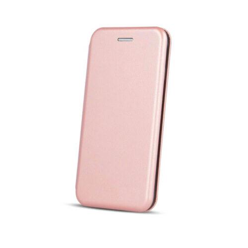 Elegance Book Δερματίνης Ροζ Χρυσό (Galaxy J3 2017)