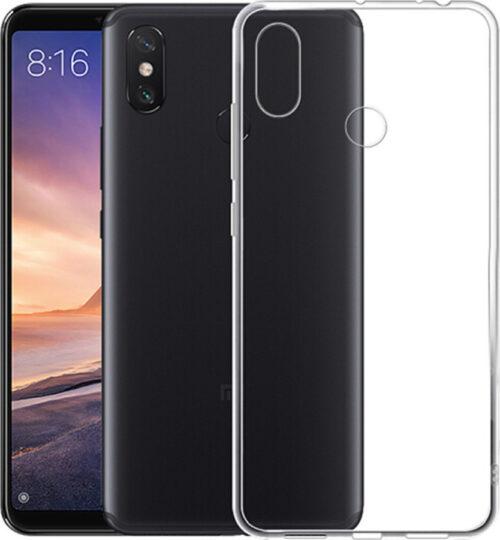 OEM Back Cover Σιλικόνης Διάφανο (Xiaomi Mi Max 3)