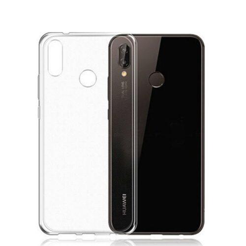 OEM Back Cover Σιλικόνης Διαφανές Huawei P20 Lite