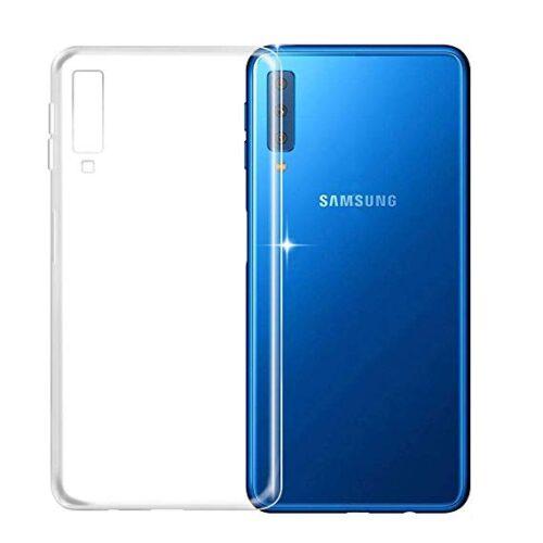 Samsung_Galaxy_A7_2018___ Διάφανη_θήκη_σιλικόνης