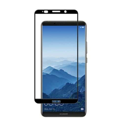 Huawei Mate 10 Pro - Full face 3D Cover Tempered Glass