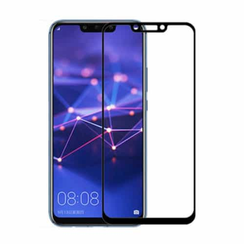 3D Full Face Tempered Glass Black (Huawei Mate 20 Lite)