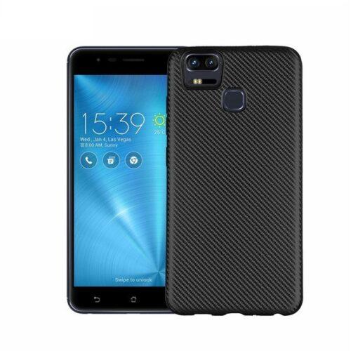 Asus-Zenfone-3-Zoom-ZE553KL-Case-Cover-Anti-Slip-Carbon-Fiber-Texture-Cjpg