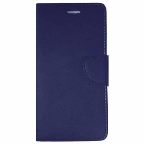 Book Δερματίνης Μπλε (Galaxy A50)