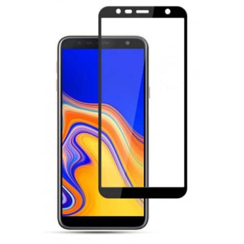 Galaxy-J4-Plus-2018-0.33mm-2.5D-9H-Full-Screen-Tempered-Glass-Black