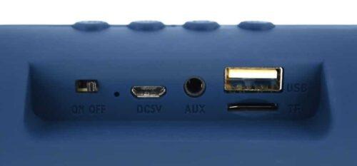 Ηχείο Bluetooth Maxton Masaya MX116 3W Μπλέ 1