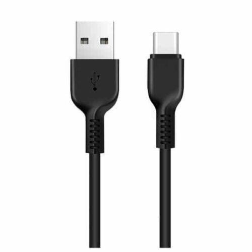 Καλώδιο σύνδεσης Hoco X20 Flash USB σε Type-C Μαύρο 3,0 μετρα