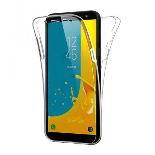 360 Front/Back Διάφανο (Galaxy J4 PLUS)
