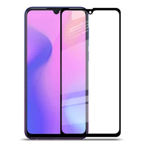 Full Face Tempered Glass Black (Galaxy M10)