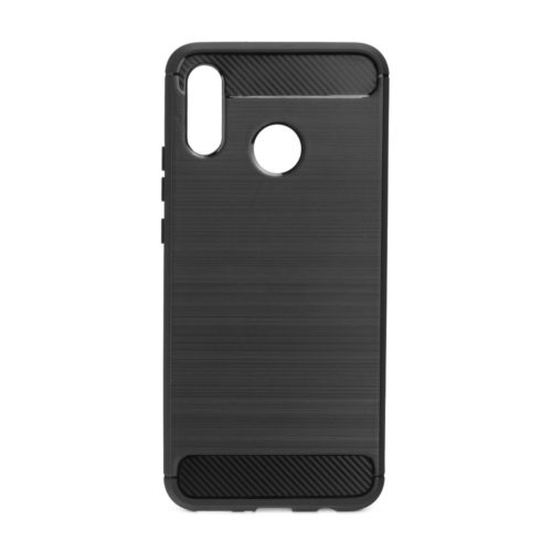 Back Cover Carbon Fiber Μαύρο (Xiaomi Redmi Note 7 / 7 Pro)