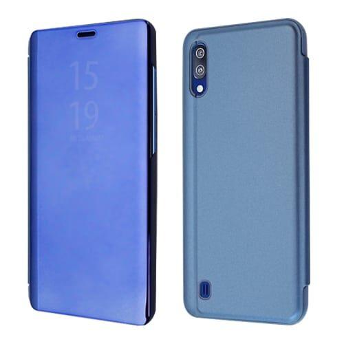 Clear View Book Μπλε (Galaxy M10)