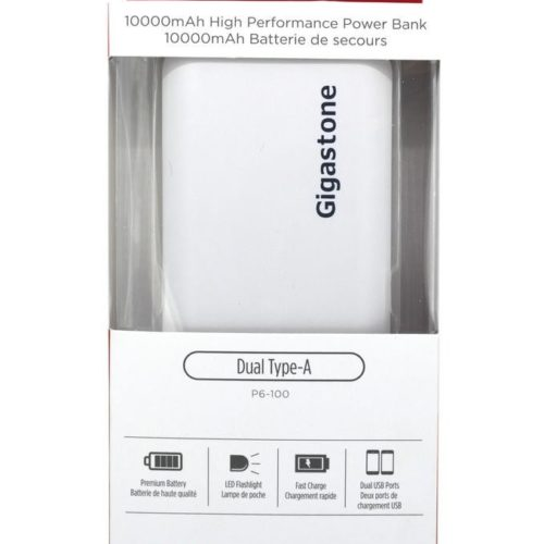 Gigastone P6-100 10000mAh