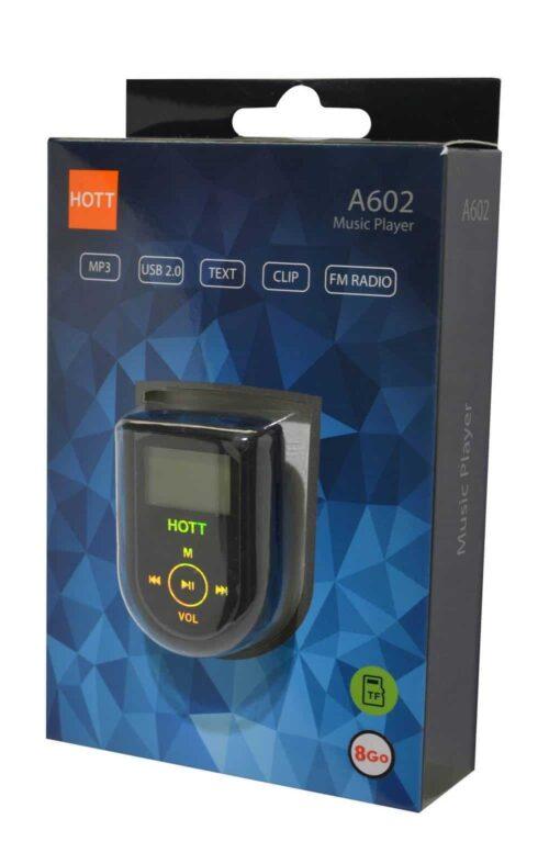 MP3 Player HOTT A602 8GB