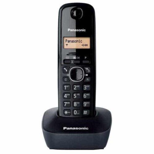 Panasonic KX-TG1611 Μαύρο