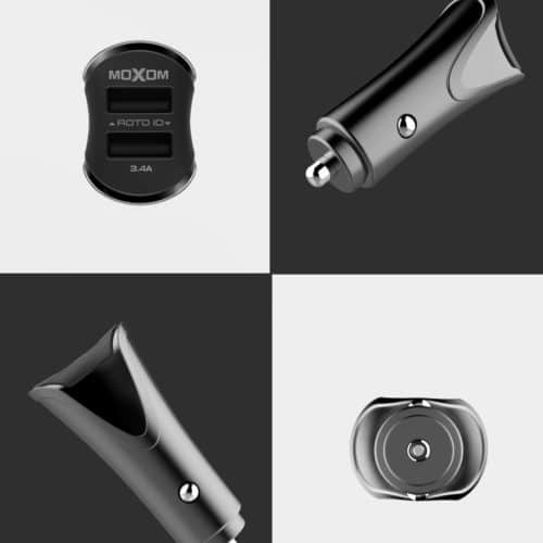 moxom car charger