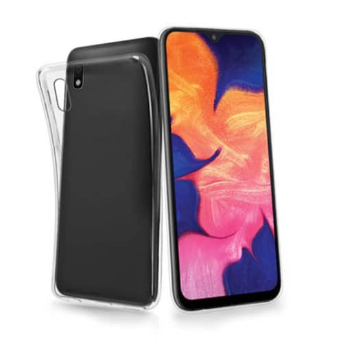 Back Cover Ultra Slim 0.3mm Διάφανο (Galaxy A10)