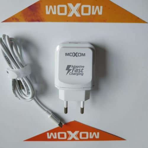MOXOM Quick Charge 3.0 Fast Charger με MICRO USB καλωδιο 5V / 2.4A