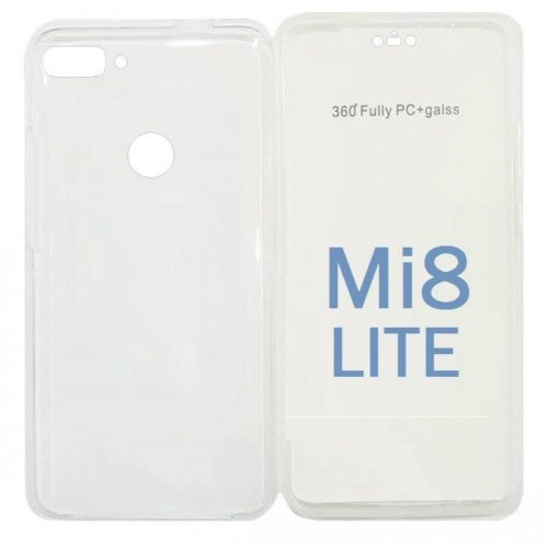 Xiaomi Mi 8 Lite front back