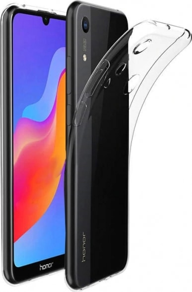 ack Cover Σιλικόνης Διάφανο (Honor 8A)