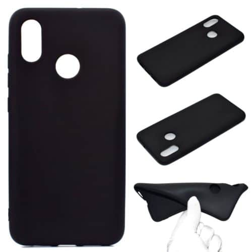 OEM Soft Back Case Gel Cover TPU Huawei Y6 2019 - Black