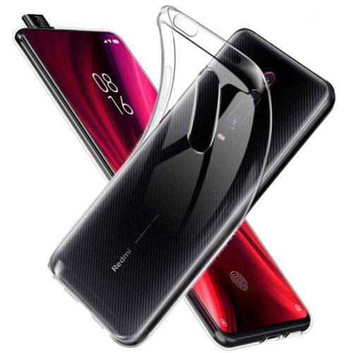 Ultra Slim 0.3mm Silicone Case Θήκη Σιλικόνης Διάφανο (Xiaomi Mi 9T / K20 Pro)