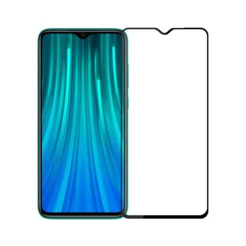 9D Full Glue Full Face Tempered Glass (Redmi Note 8 Pro)