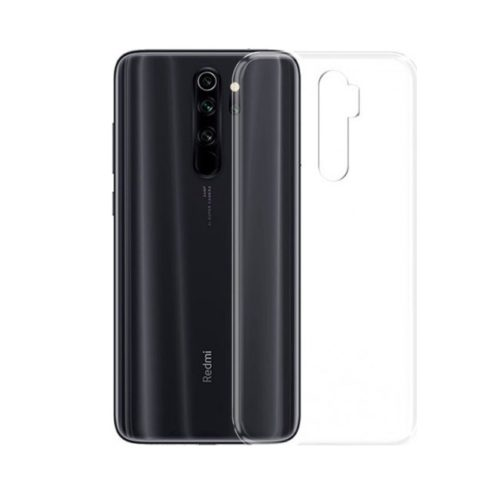 Back Cover Σιλικόνης Διάφανο (Xiaomi Redmi Note 8 Pro)